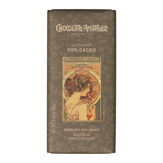 Chocolate 50% Cacao 85g